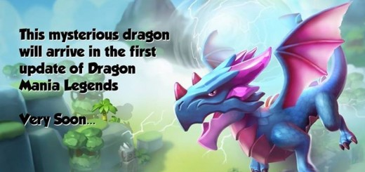 The new update will bring a Mystery Dragon!