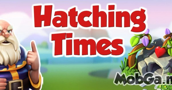 Hatching Times  Dragon Mania Legends
