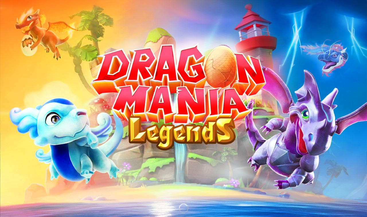 Легенды Дракономании l Dragon Mania Legends