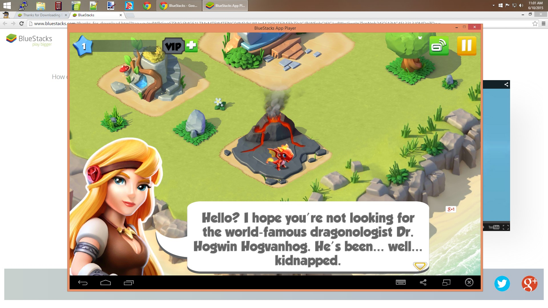 Play Android Version on PC – Dragon Mania Legends