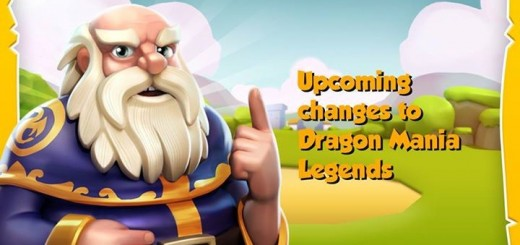 New Changes to Dragon Mania Legends