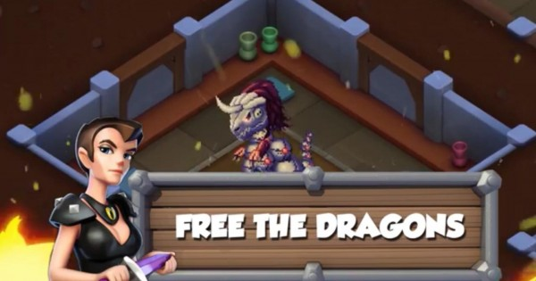 the forgotten castle  u2013 dragon mania legends