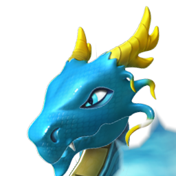 Blueflame Dragon