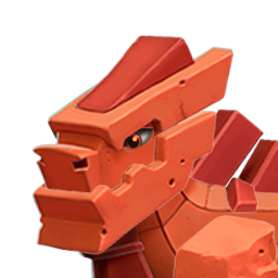 Brick Dragon