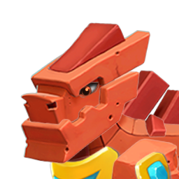 Brickon Dragon