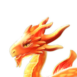 Fireball Dragon