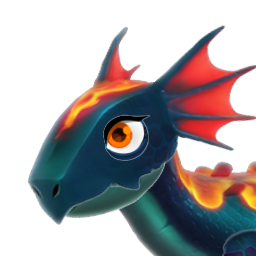 Liquid Fire Dragon
