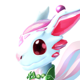 Moon Rabbit Dragon