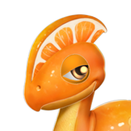 Orange Dragon