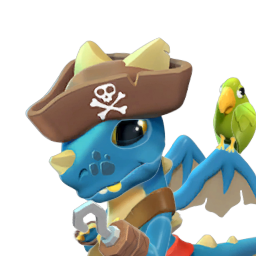 Pirate Dragon