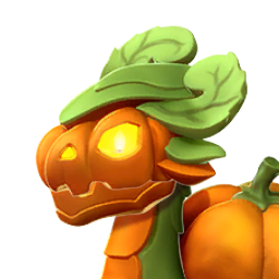 Pumpkin Dragon