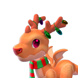 Reindeer Dragon