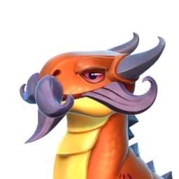Stache Dragon