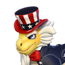 Uncle Sam Dragon