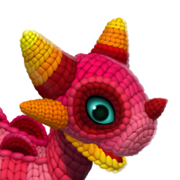 Yarn Dragon