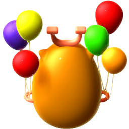 Balloon Dragon Egg