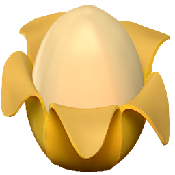 Banana Dragon Egg