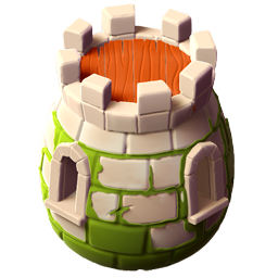Castle Dragon Egg