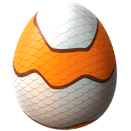 Clownfish Dragon Egg