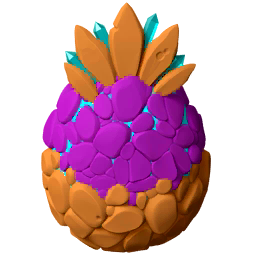 Crumbly Dragon Egg