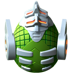 Cyborg Dragon Egg