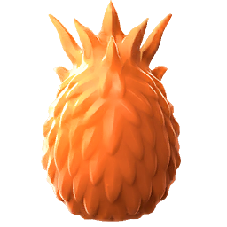 Fireball Dragon Egg