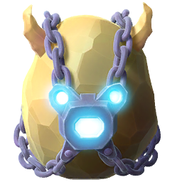 Golem Dragon Egg