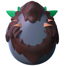 Gorilla Dragon Egg