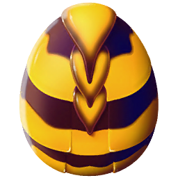 Honey Dragon Egg