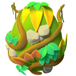 Jungle Dragon Egg