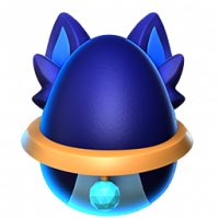 Kitty Dragon Egg