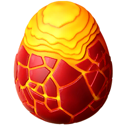 Lava Dragon Egg