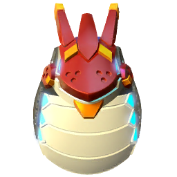 Mech Dragon Egg