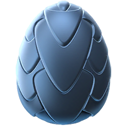 Metal Dragon Egg