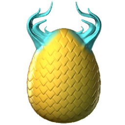 Mist Dragon Egg