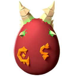 Mystic Dragon Egg