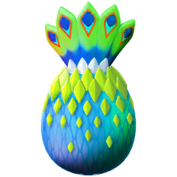 Peacock Dragon Egg