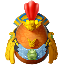 Pharaoh Dragon Egg