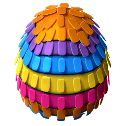 Pinata Dragon Egg