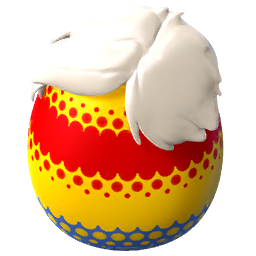 Pop Art Dragon Egg