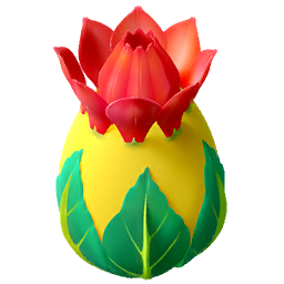 Redflower Dragon Egg