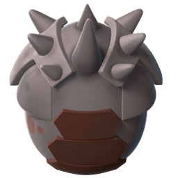 Rhino Dragon Egg