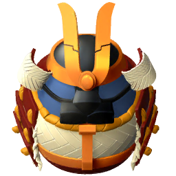 Samurai Dragon Egg