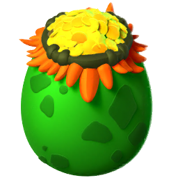 Shamrock Dragon Egg