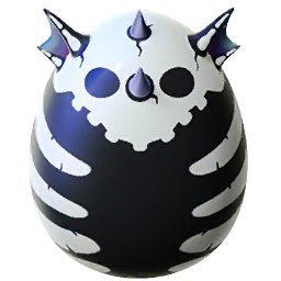 Skeleton Dragon Egg