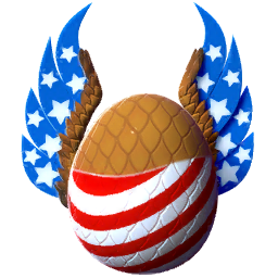 Star Stripe Dragon Egg