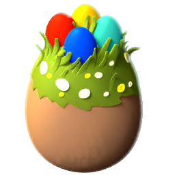 Sweet Treat Dragon Egg