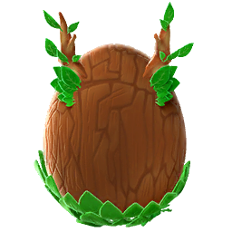Tree Dragon Egg