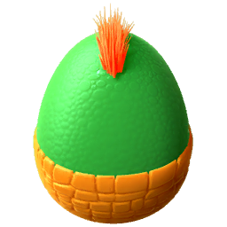 Venom Dragon Egg